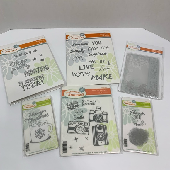 Fun Stampers Journey Other - Fun Stampers Journey Bundle